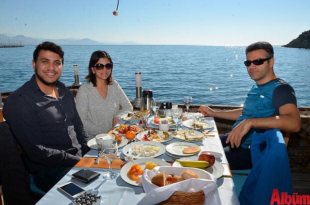 Fatih Saatçioğlu, Leman Doğan, Ecz. Fırat Doğan