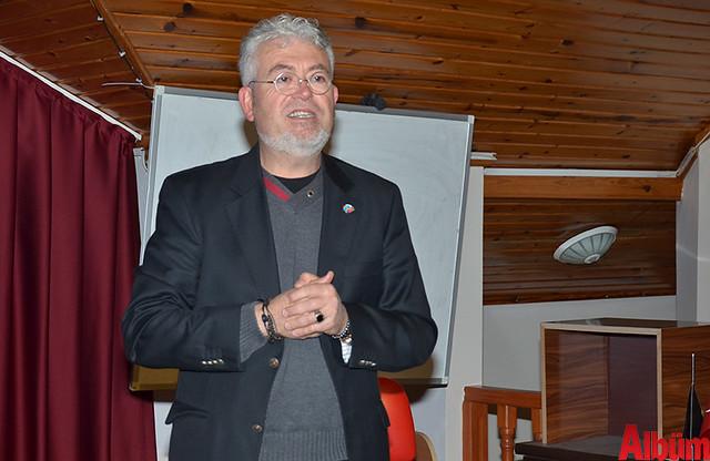 AFSAK Yönetim Kurulu Başkanı Ali Aral