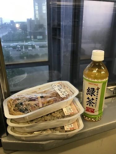 セコマ定食424円