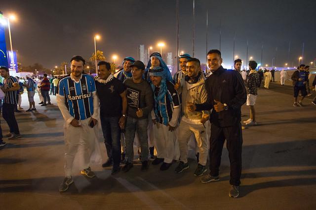 Grêmio x Real Madrid 16/12/17