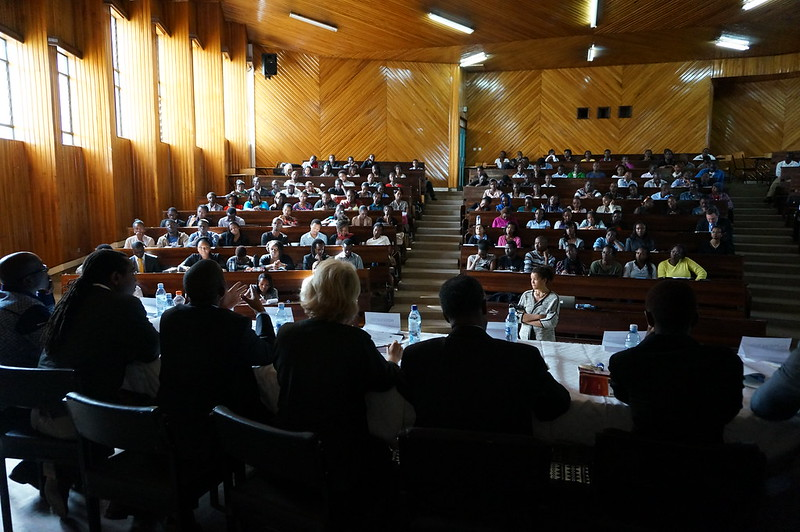 Nairobi May 2014 - Complementarity, International Crimes and Domestic Justice