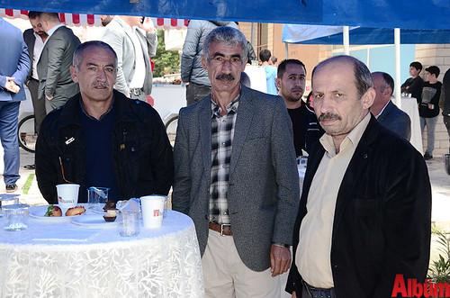Mehmet Avcı, Şehmuz Aksu, Şehmus Işık