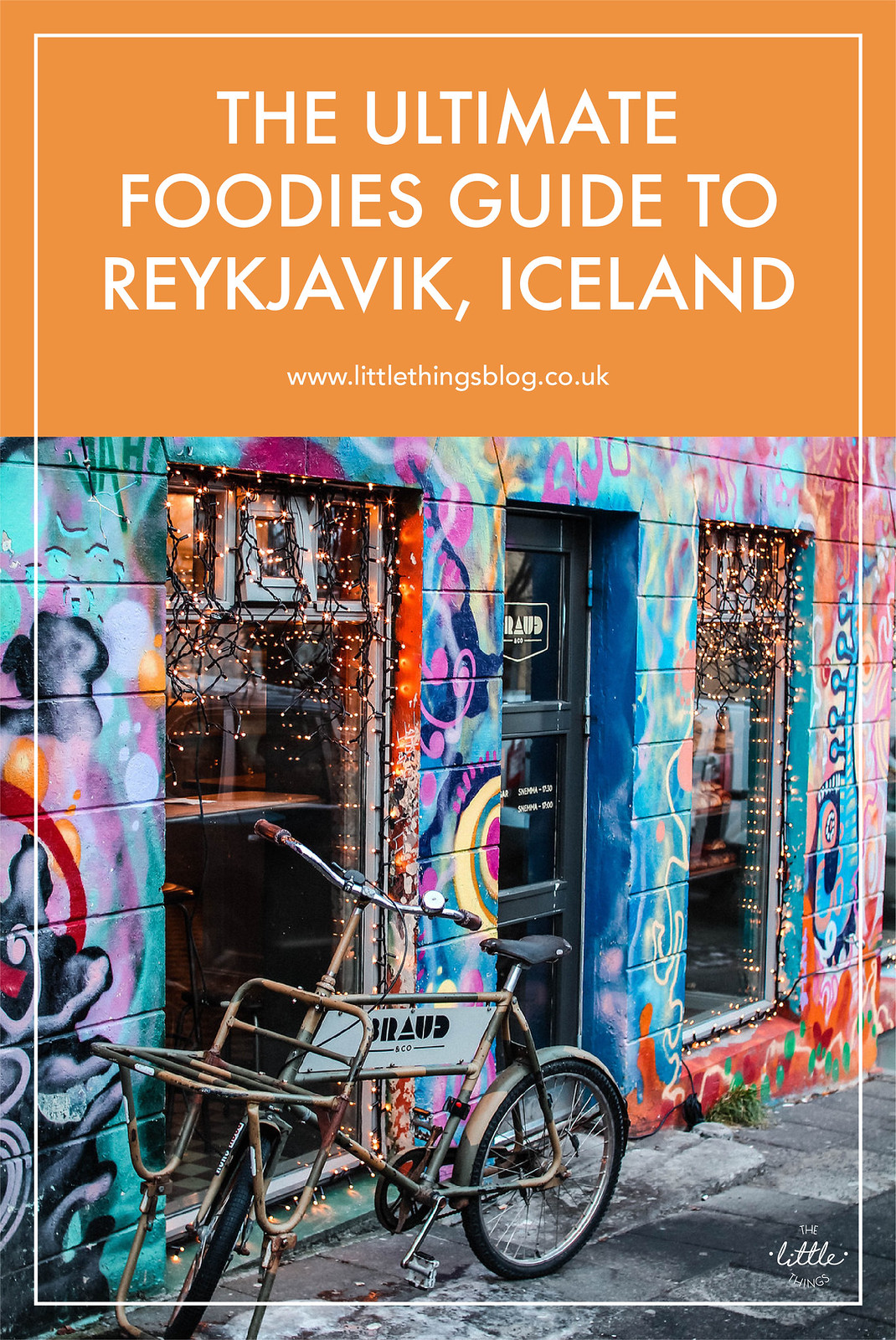 The Ultimate Foodies Guide to Reykjavik, Iceland