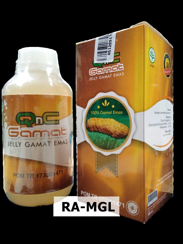 Agen Penjual QNC Jelly Gamat Magelang
