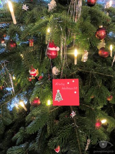 Gruß vom Weihnachtsmann