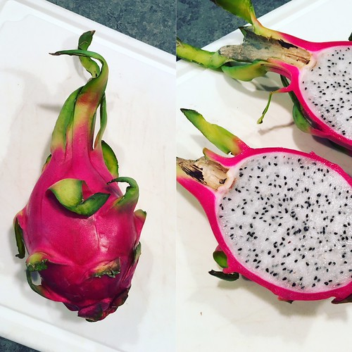 Dragon Fruit. From 7 Foodie Family Resolutions for the New Year