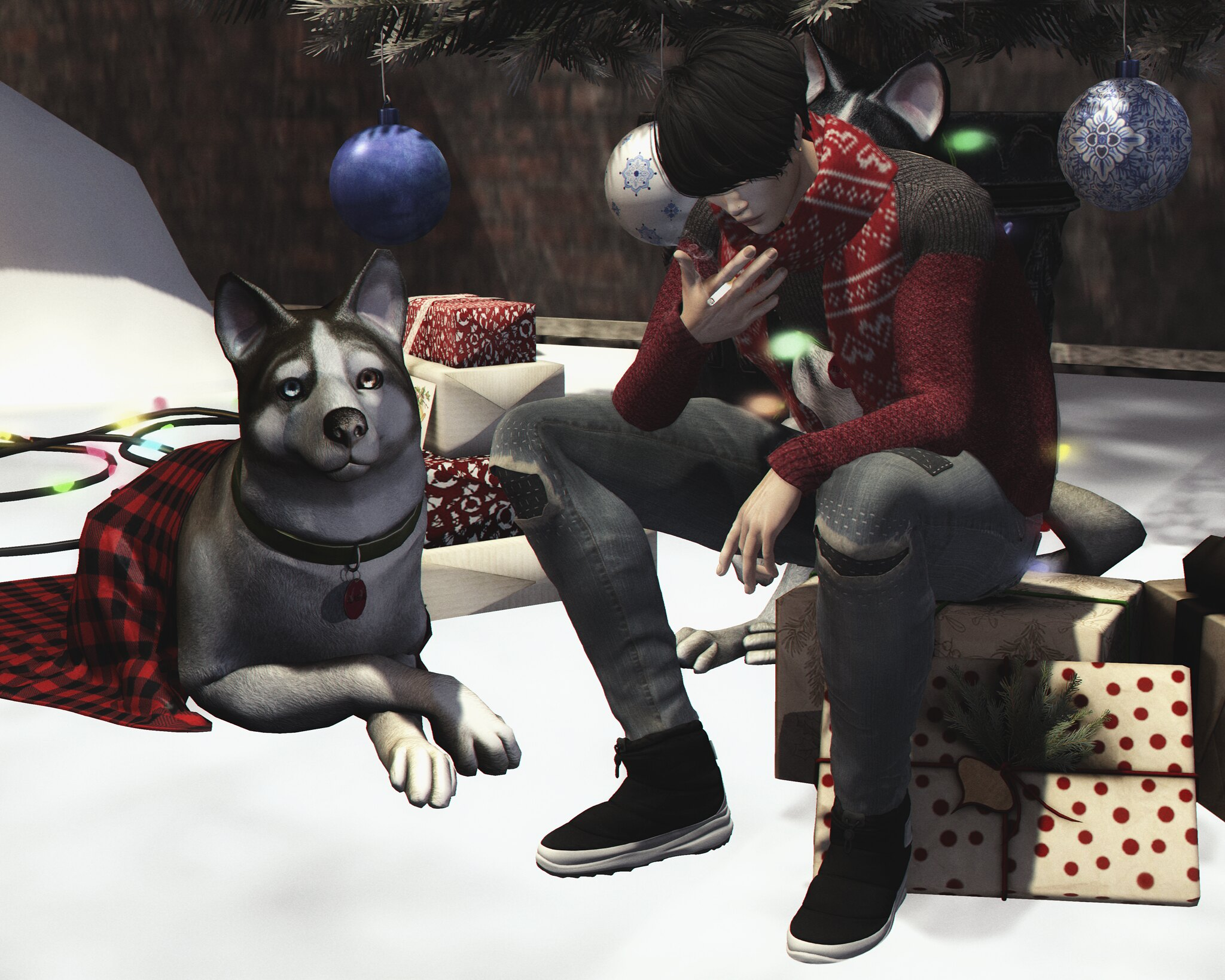 Merry Xmas, Guys!! Love you all ♥