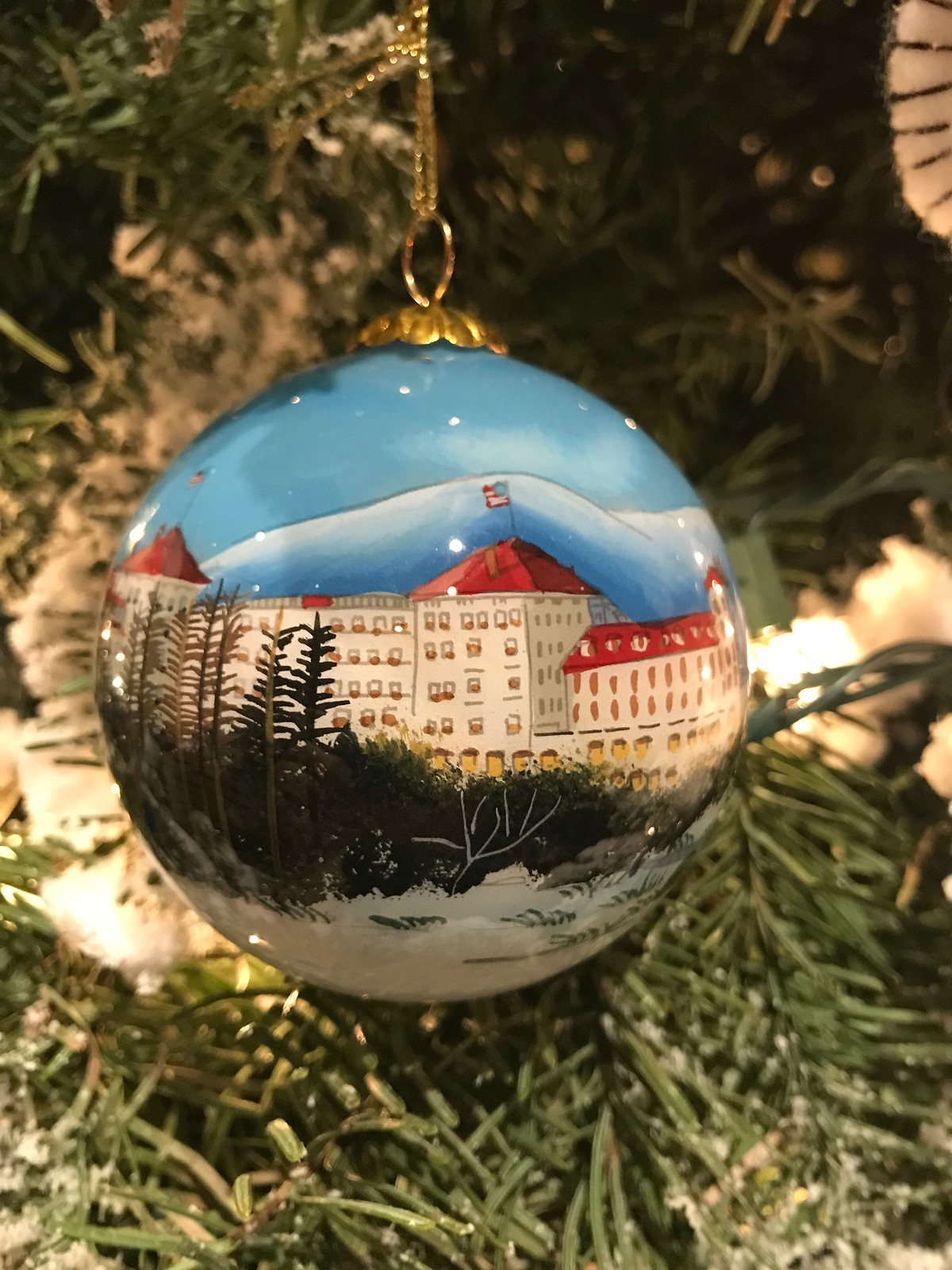 Christmas Ornament 2017
