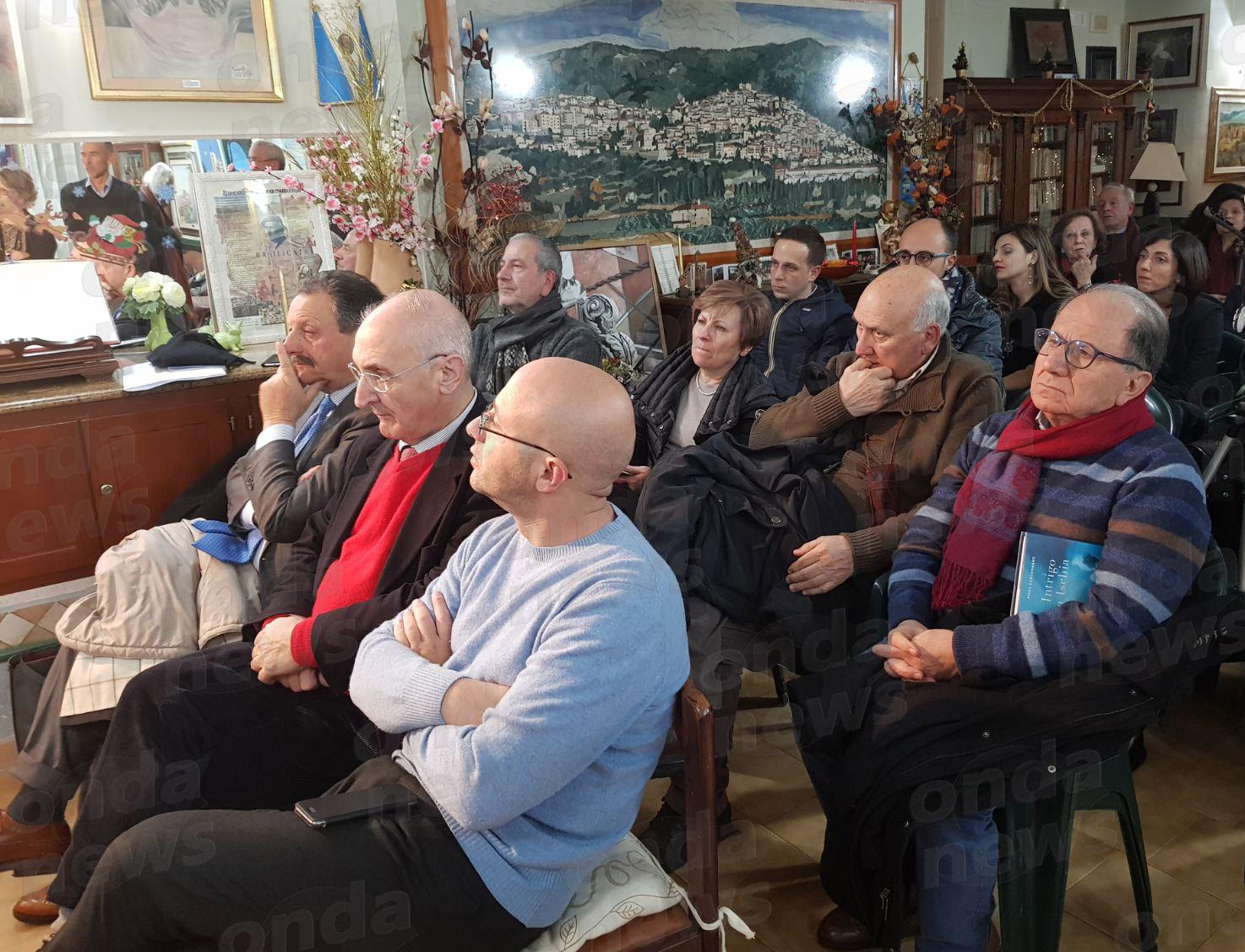 Pubblico premiazione Albanese 28-12-17