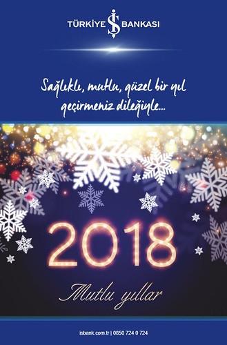 İş Bankası Yeni Yıl Maili
