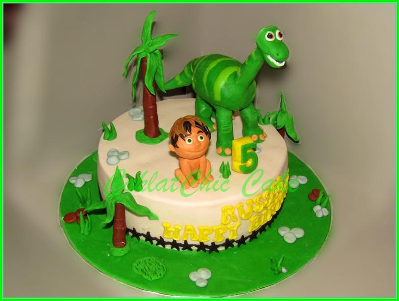 Cake Good Dino Russel 20cm