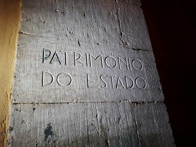 PATRIMONIO DO ESTADO