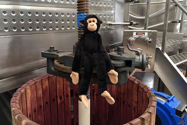 Monkey press