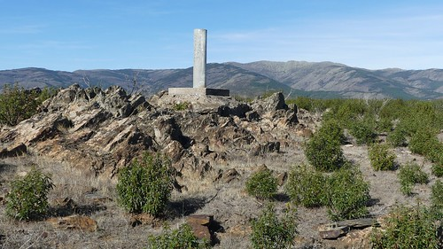 TORTUERO (Guadalajara). Spain. 2017. Sierra Norte. Vértice geodésico Horca (1.028 m).