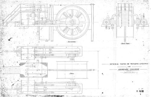 I118 Aberdare Colliery winding engine