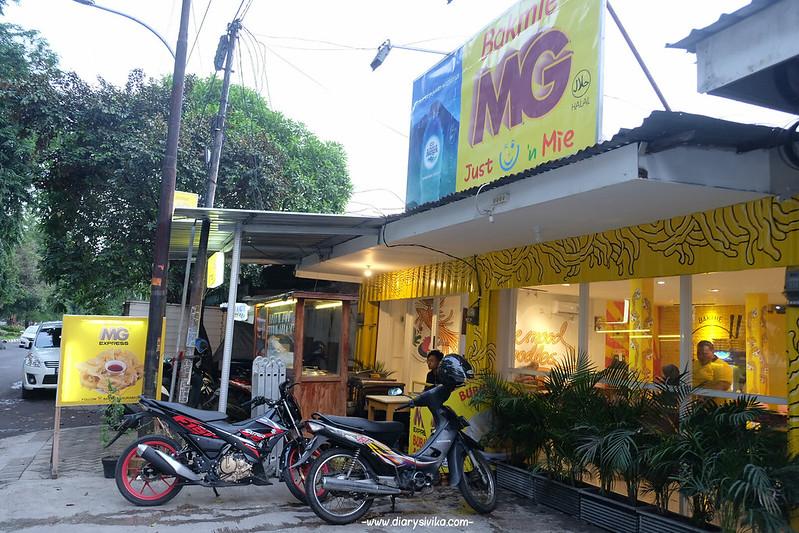 Bakmi MG di Surabaya 9