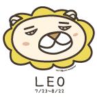 獅子座貼紙