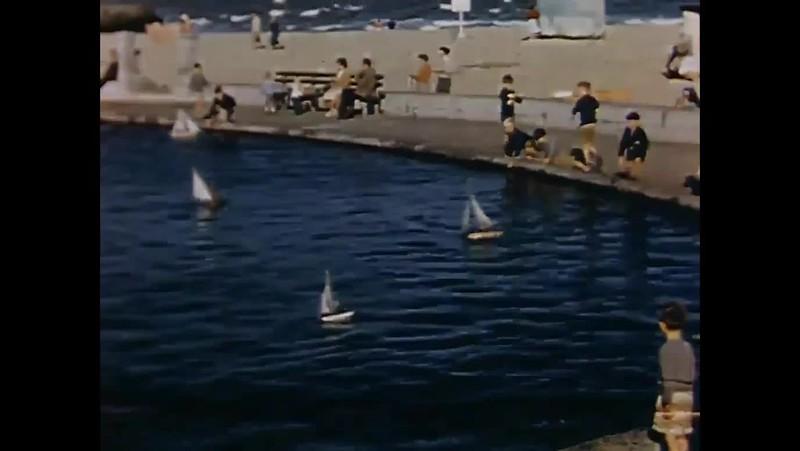 GYGSC Regatta 1956