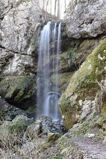 Svino waterfall.