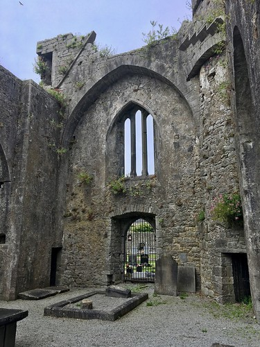 Collegiate church, Kilmallock, Co. Limerick