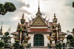 Wat Arun, Bangkok (TH)