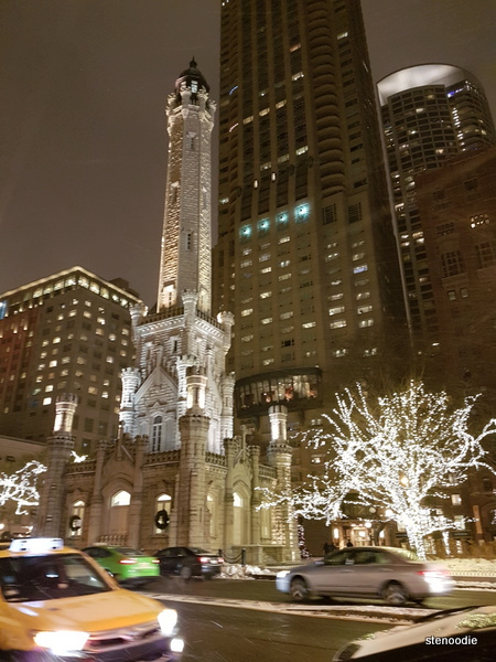 Magnificent Mile church