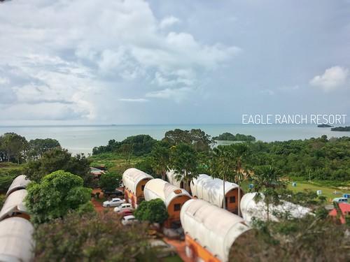 iphonephotography iphonese iphone holiday travel negerisembilan portdickson malaysia tiltshift sea beach green landscape scenery view arielview