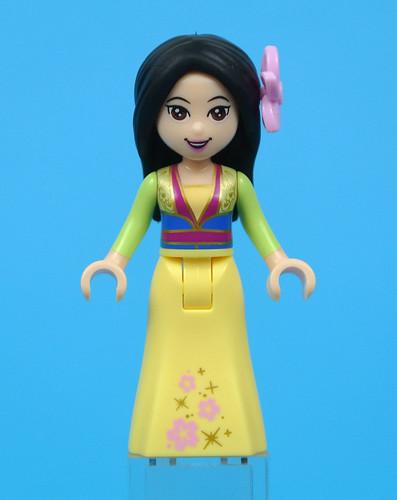 41151 Mulan's Training Day
