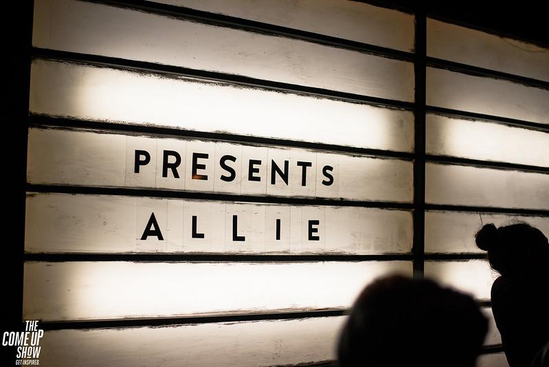 A l l i e & M.I. Blue @ Adelaide Hall