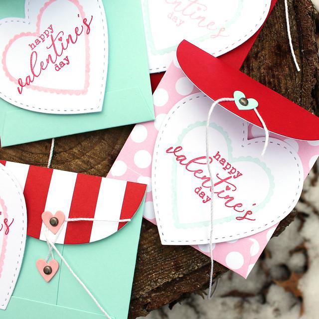 Lizzie Jones - Mini Valentines