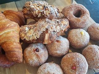 Bakery stuff at Matcha Mylkbar