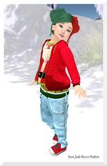 Brigadeiro - Outfit - Christmas