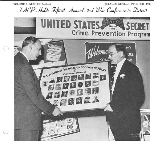 1943-Fiftieth Annual -2nd War Conference in Detroit