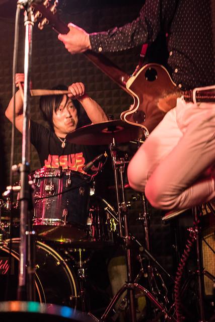 鱗雲 live at Crawdaddy Club, Tokyo, 30 Dec 2017 -00097