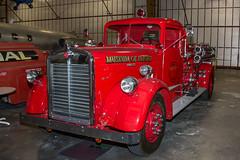 WWII Boeing fire truck