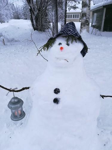 Lumiukkoapina
