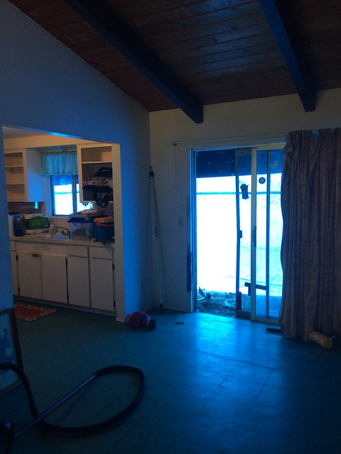 house progress - dining room