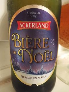 Ackerland, Biere De Noel, France