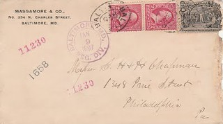 MASSAMORE 1_9_1997 envelope