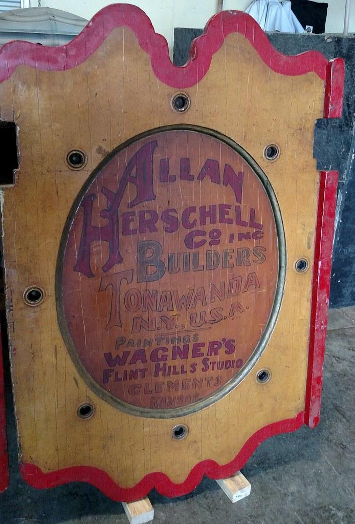 Allan Herschell, Builders