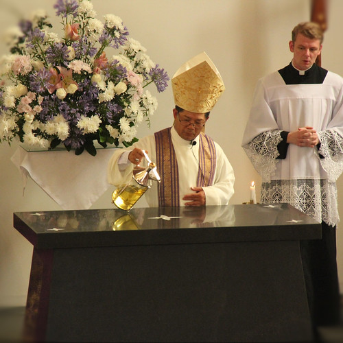 14 - Anointing of Altar 3