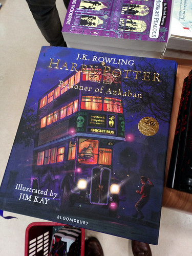 beautiful edition of Prisoner of Azkaban
