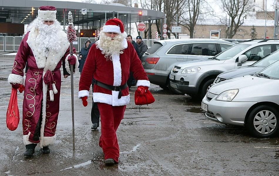 Под Новый Год в Москве пропадают люди!