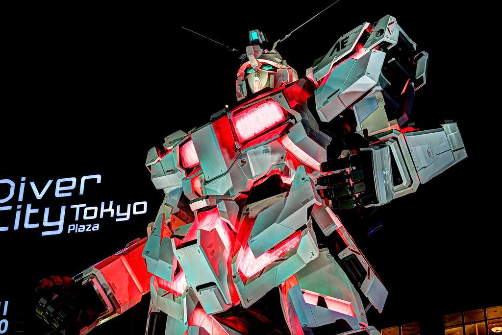 Gundam ユニコーンガンダム