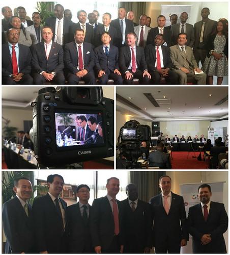 Embajadas MIKTA analizan el multilateralismo con la Unión Africana y la Universidad de Addis Abeba