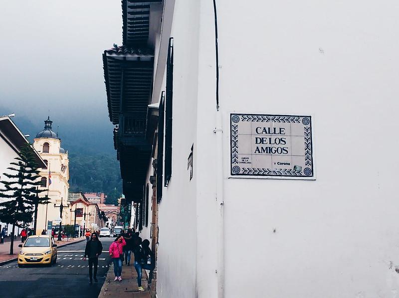 La Candelaria, Bogotá • COL