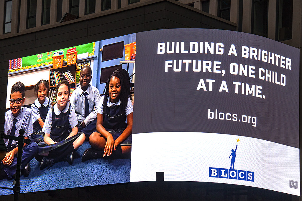 BUILDING A BRIGHTER FUTURE, ONE CHILD AT A TIME--Center City