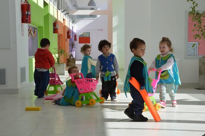 Ayuda Escolar en Jardín Maternal