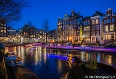 Amsterdam Canal Trip Ship Festival, part 1/3