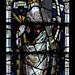 Church Eaton, Staffordshire, St. Editha, north aisle, east window, top, antecedents, detail